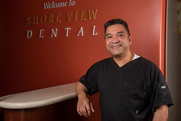 Arch dental assistant at Shoreviewdental