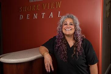 Rachel dental assitant at Shoreview Dental