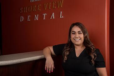 Janette Shoreviewdental patient coordinator