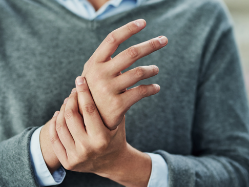 Is Your Carpal Tunnel Pain Coming From Your Shoulder?