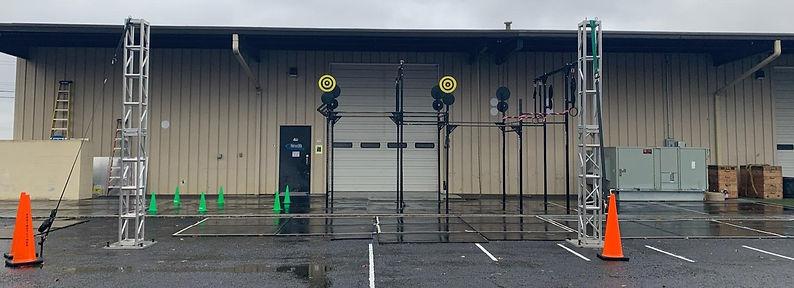 Crossfit Harrisburg warehouse gym space where Body Heal Harrisburg is located.