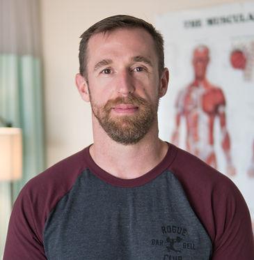 Josh Sebring massage and bodywork therapist