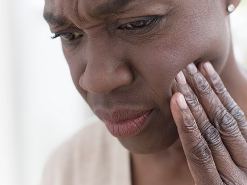 Jaw Pain and Trigger Points