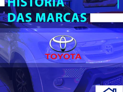 Histórias de sucesso - Conheça um pouco sobre a Toyota