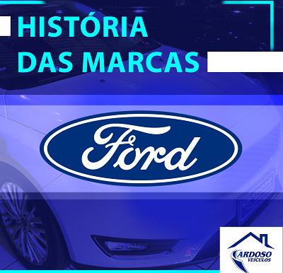 Histórias de sucesso - Ford e O sonho da mobilidade