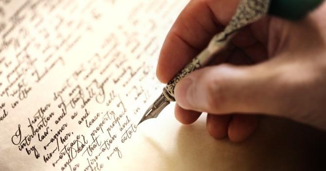 Le pouvoir de l'écriture et du dessin