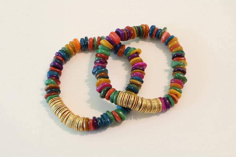 Rainbow Shells
