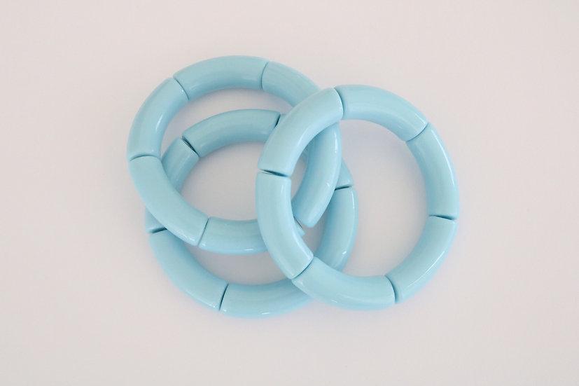 Acrylic- light blue