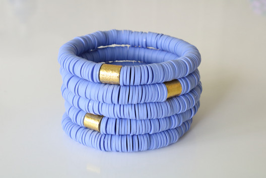 Baby blue clay stack.JPG