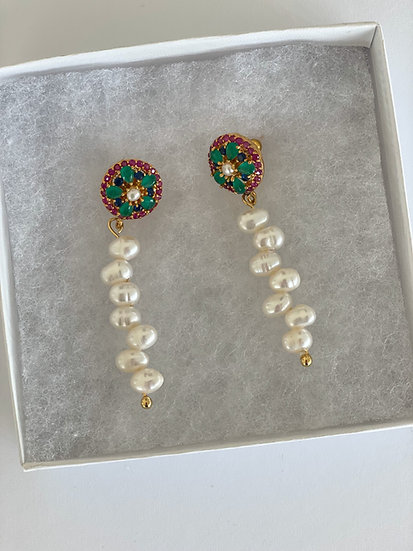 Colorful Pearl drop