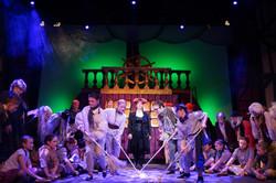 Abadun (Laura White) Pirate Queen on boa