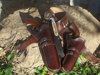 Gun Leather | lawdogwest