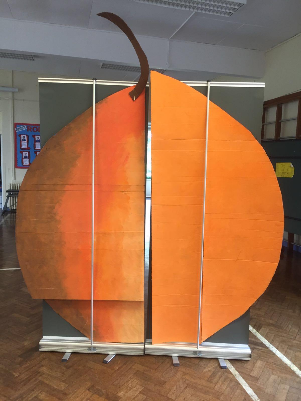 James' Giant Peach