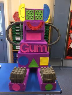Wonka's Gum Machine