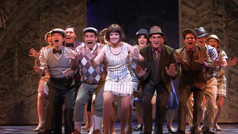 Thoroughly Modern Millie - UK