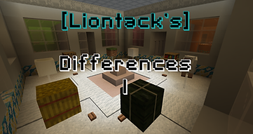 [Liontack's] Differences 1