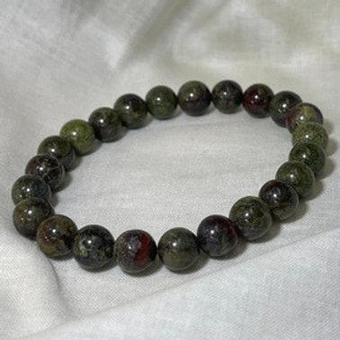 Dragon Blood Stone Bracelet