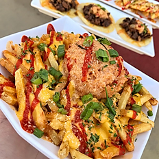 SPICY TUNA FRIES