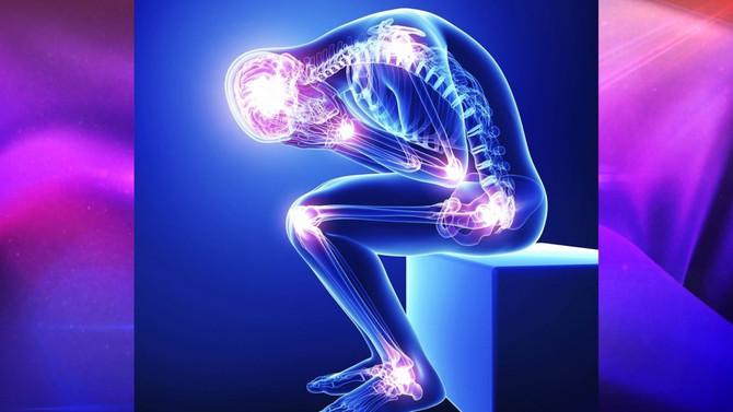 Pain, Hashimoto's and Fibromyalgia….
