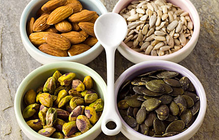 Why Soak Raw Nuts and Seeds?