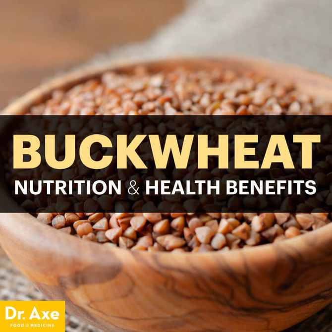 Buckwheat Nutrition & Health Benefits