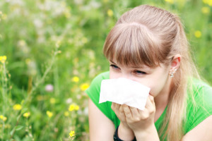 Are your allergies making you feel run down?