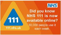 NHS 111 can now book time slots in A&E