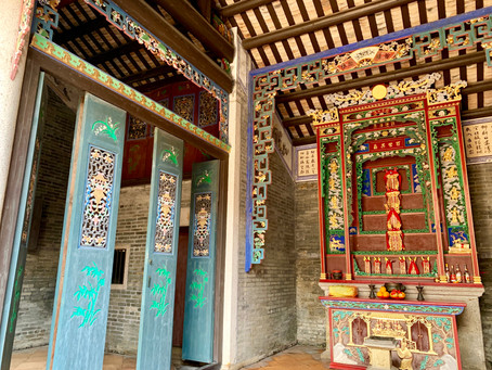 Ping Shan, Heritage Trail