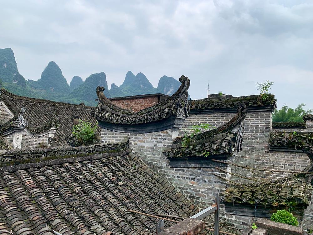 bill clinton village, xinping