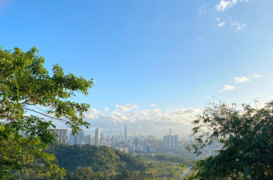 top5hikesinklangvalley, gasing hill, gasing hill hikes, bukit gasing