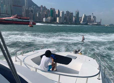 Junk Boat Party Cruise, Hong Kong