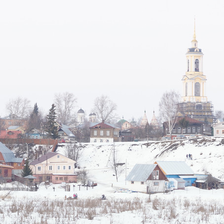 Suzdal, gem of the ring