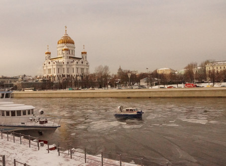 Top things to do in Moscow in Winter