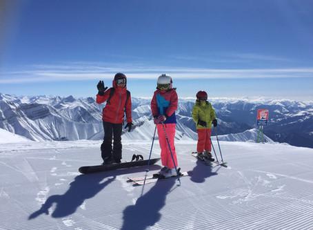 Ski Gudauri, გუდაური Georgia