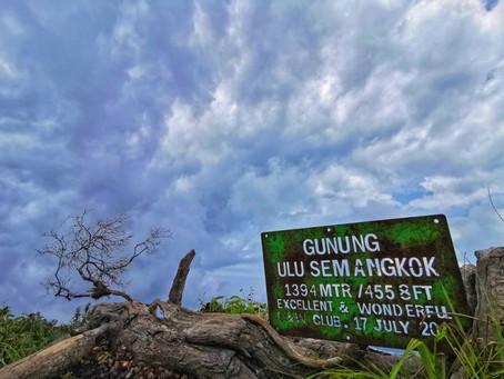Gunung GAP & Ulu Semangkuk at Fraser's Hill