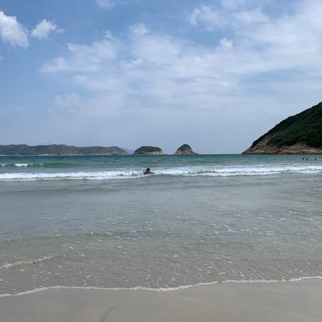 Tai Long Wan, Big Wave Bay