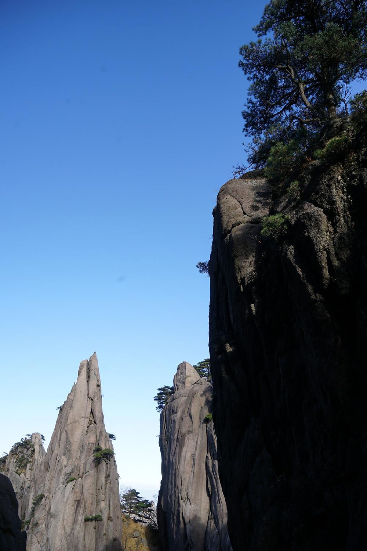 Huangshan, huangshanhikes