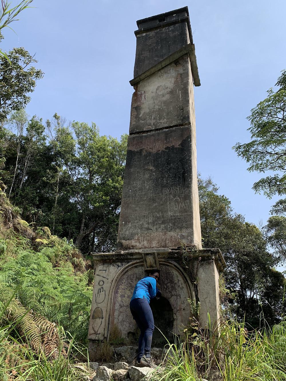 bukit kutu, bukit kutu bangalow, bukit kutu sanatorium, bukit kutu hikes, hike malaysia, malaysia rainforest
