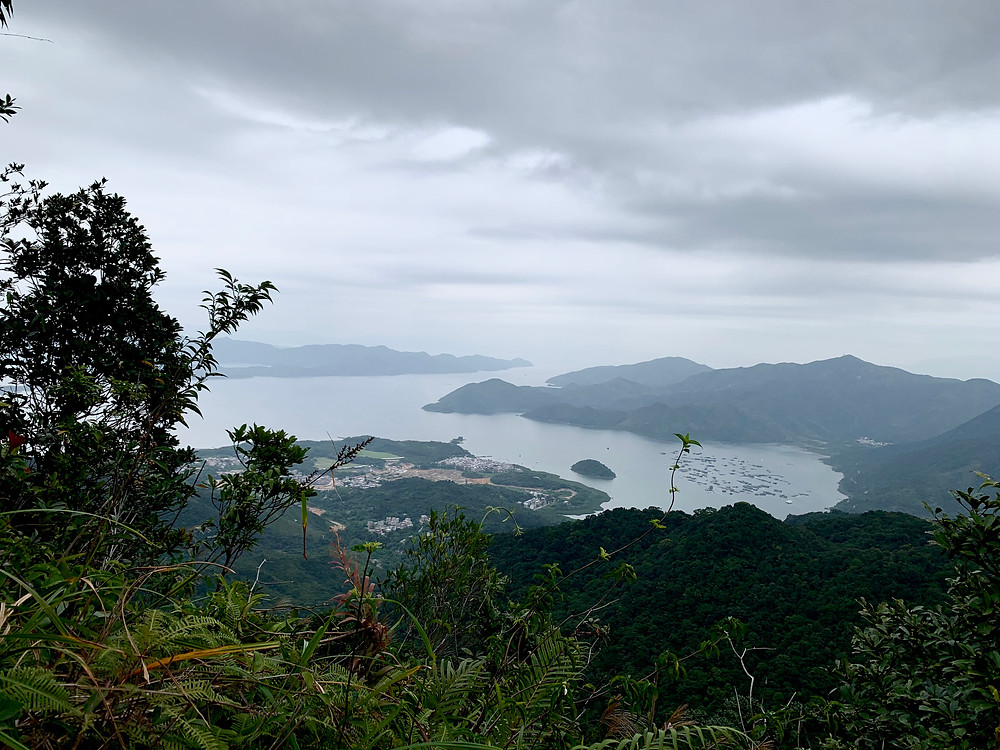 hike-hong-kong, ma-on-shan-hike, hong-kong-hikes