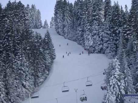 Borovets Ski Resort, 45 minutes from Sofia