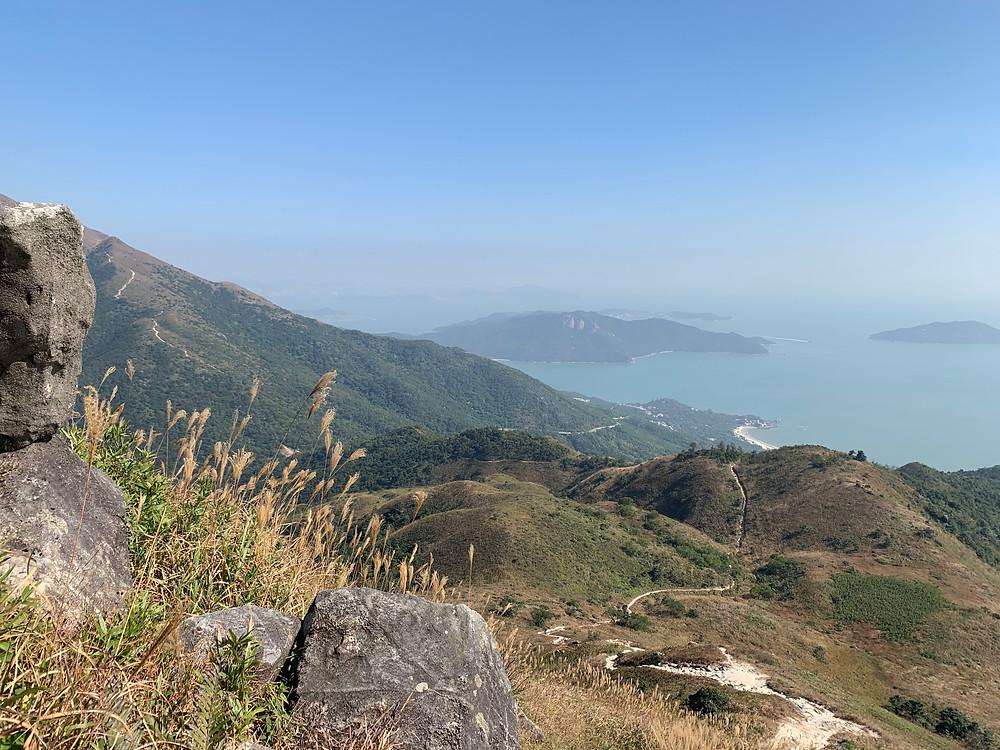 lantau peak, second-highest-mountian-in Hong Kong, top-hong-kong-hikes, hike-hong-kong
