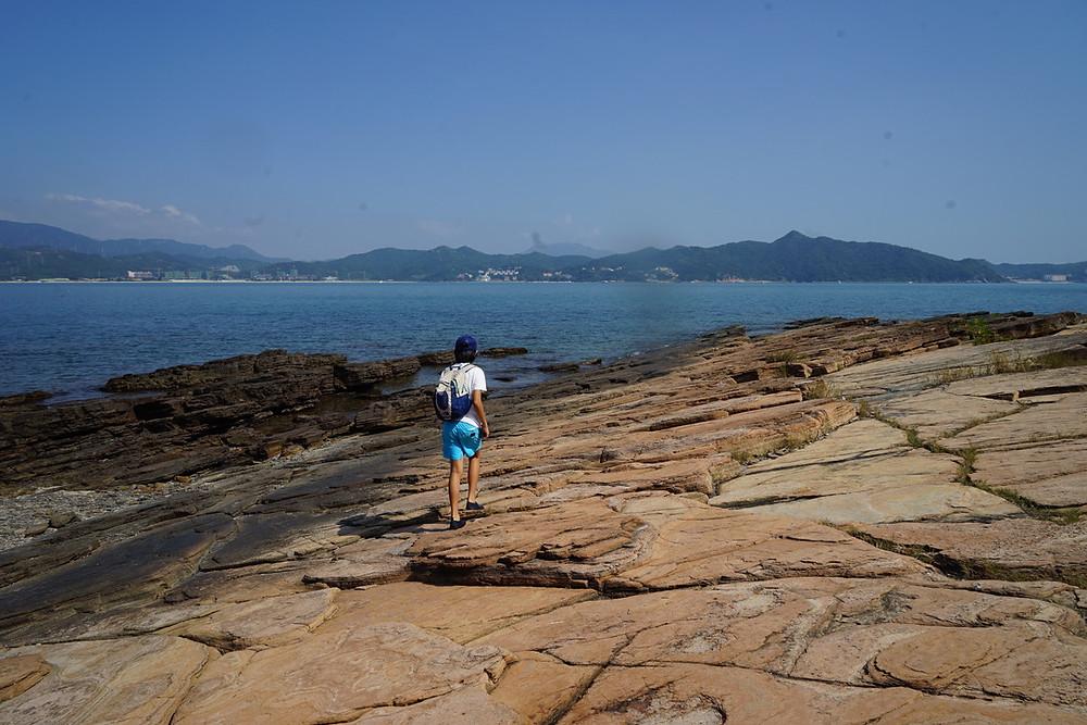 tung ping chau, hong kong hikes