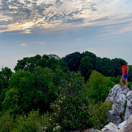 Bukit Batu Putih, Tajung Tuan, Cape Rachado, Port Dickson