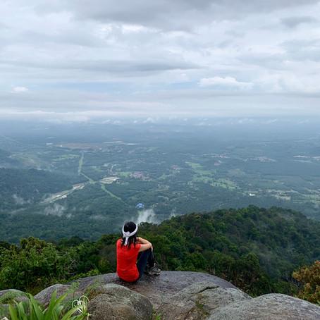 Gunung Datuk, 850m Negri Sembilan
