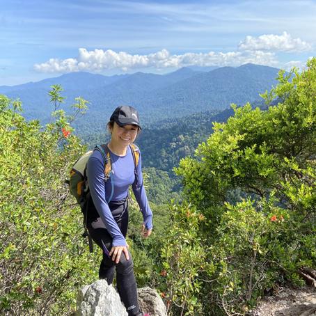 Trans Bukit Kumbang, Bukit Chenuang in Kemensah Valley