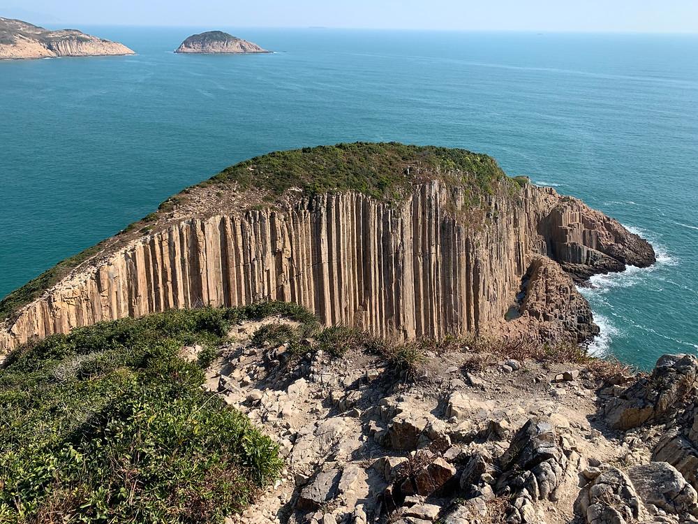 hong-kong-sea-stack, hong-kong-geo-park, hike-hong-kong, hong-kong-trails