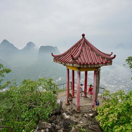 Guilin Hikes 老寨山