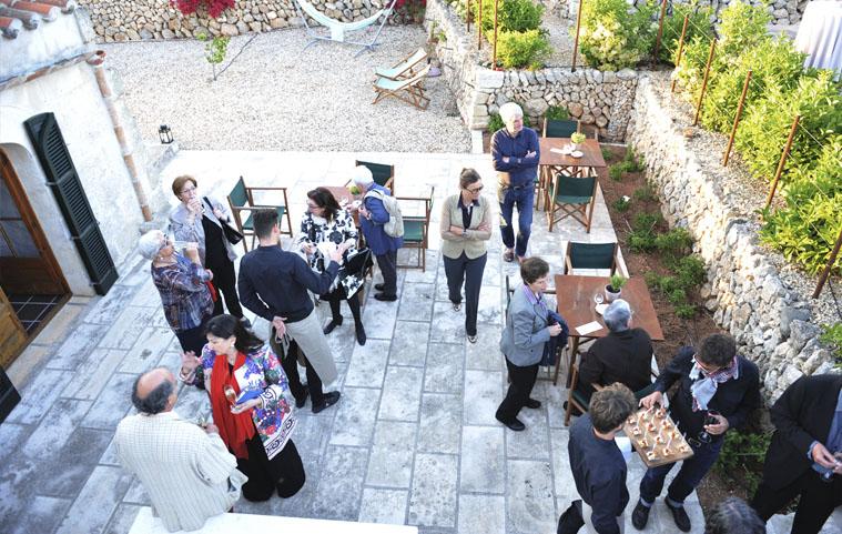 Evento terraza de Sa Granota