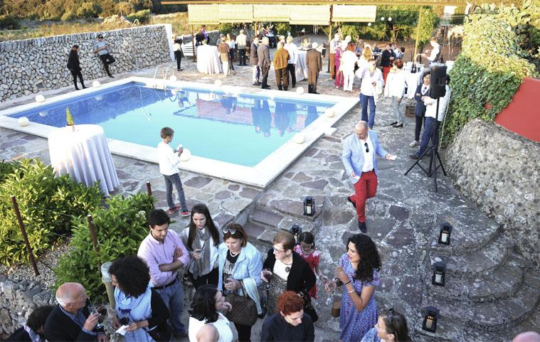 Evento en Piscina