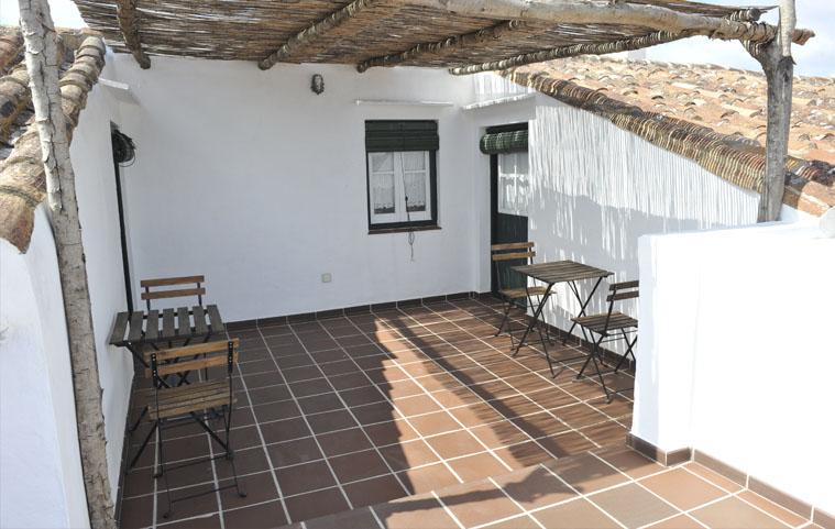 Planta superior (terraza)